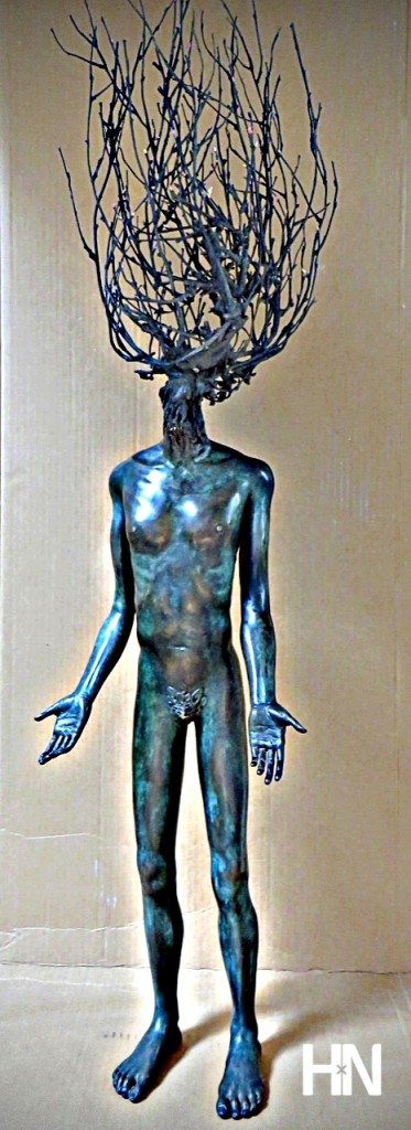 'Father Earth', another fabulous Jonesy bronze.