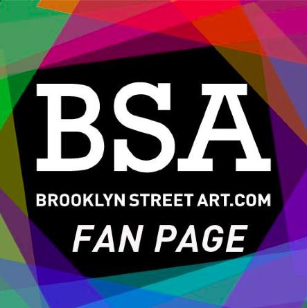 PHOTOS of ENDANGERED13 on Brooklyn Street Art
