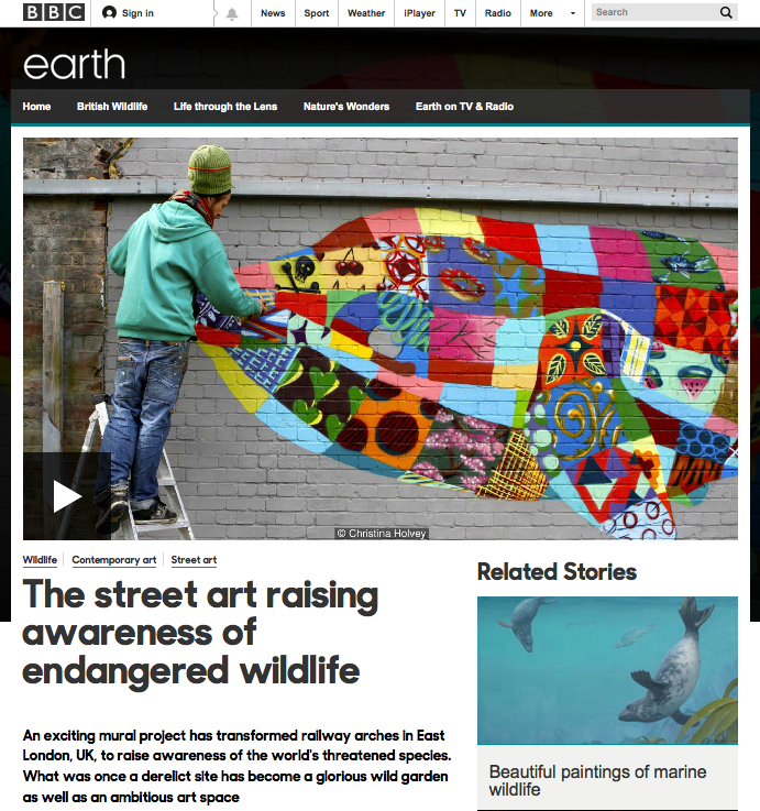 BBC Earth Endangered13 Human Nature